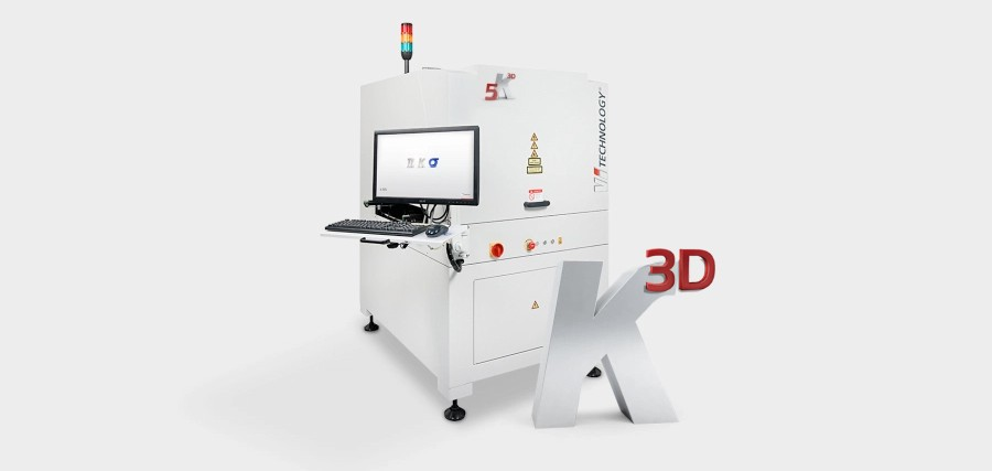 K Series3D is a robust and proven 3D automated optical inspection system