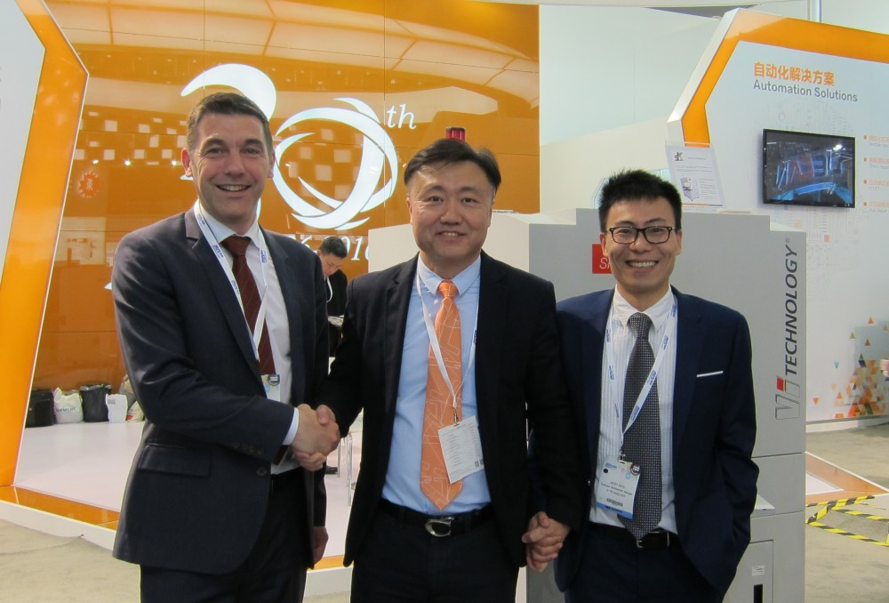Vi TECHNOLOGY Extends its Distribution Agreement with American Tec in China