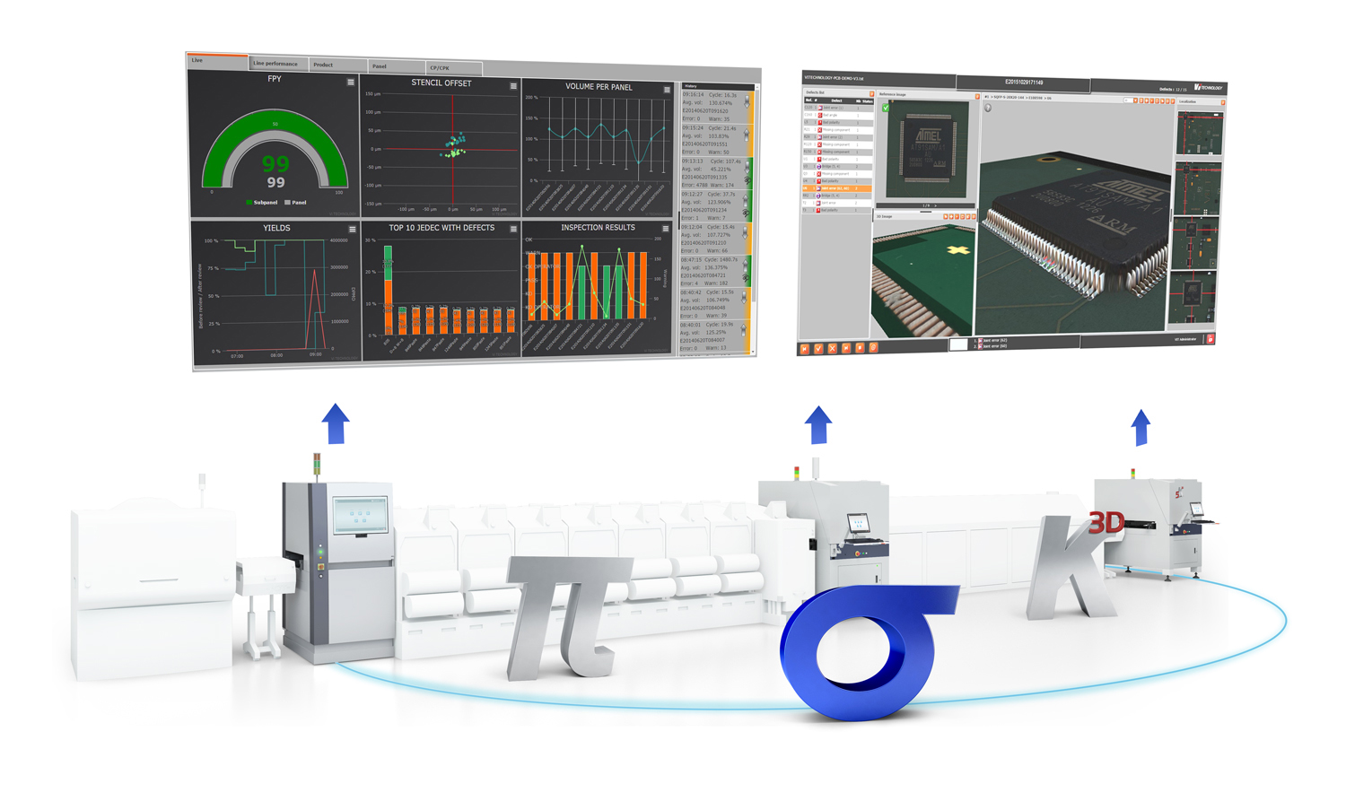 Vi TECHNOLOGY to show complete 3D solutions for Smart Factories at APEX